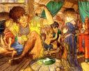 Michael_William_Kaluta_07_-_Meriadoc_the_Magnificent_and_the_Chlidren_of_Samwise_Hamfast_1280x1024.jpg