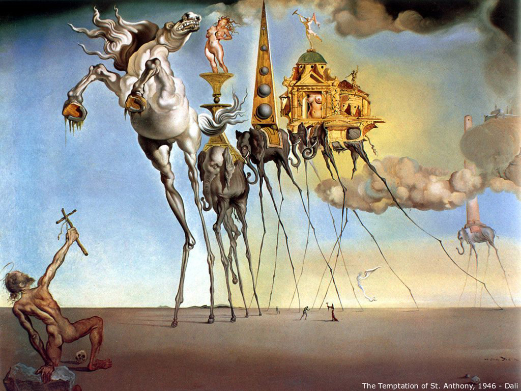 and Spanish painter Salvador Dalí, and features music written by Mexican