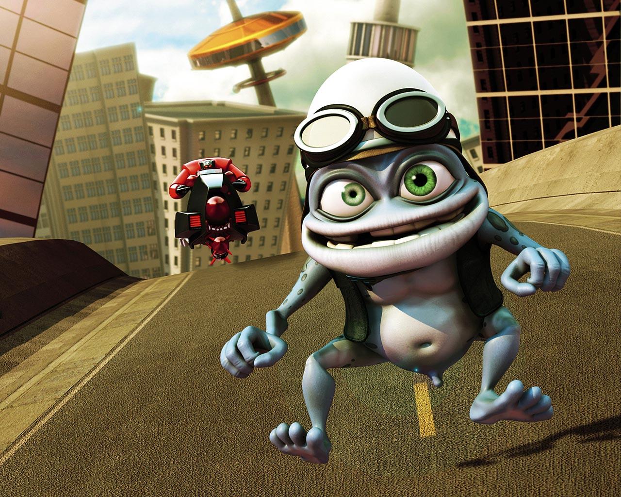 حصريا اغنية 1001 nights لcrazy frog و يستمر